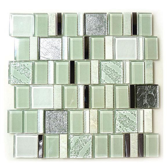 Aviation Mint –  Academia Series – Glazzio Glass Tile