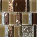 Cultural Sienna –  Academia Series – Glazzio Glass Tile