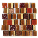 African Safari –  Academia Series – Glazzio Glass Tile