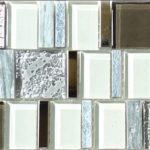 Evolution Grey –  Academia Series – Glazzio Glass Tile