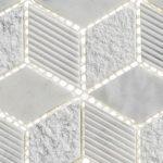 Siberian Heron – Arctic Series – Glazzio Glass Tile
