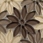 Neutral Vase –  Bouquette Glass Series – Glazzio Glass Tile