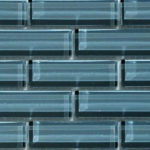 Crystile 1×3 Eclipse – Crystile Glass Series – Glazzio Glass Tile