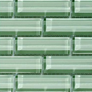 Crystile 1×3 Ocean Spray – Crystile Glass Series – Glazzio Glass Tile