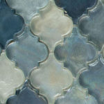 Heavenly Lagoon – Dentelle Glass Series – Glazzio Glass Tiles