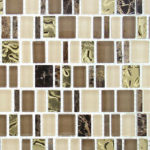 Divine Strudel-  Enchanted Flavors Glass Series – Glazzio Glass Tile