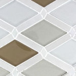 Champagne Sky – Falling Star Glass Series – Glazzio Glass Tile