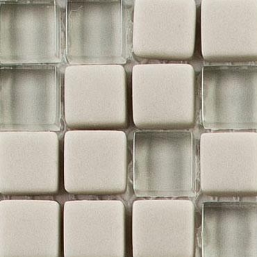 Grey Wintermist – Morning Spa Glass Series – Glazzio Glass Tile