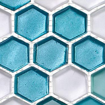 Tropical Sea –  Mountain Retreat Glass Series – Glazzio Glass Tile