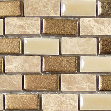 Golden Ocher – Porcello Glass Series – Glazzio Glass Tile