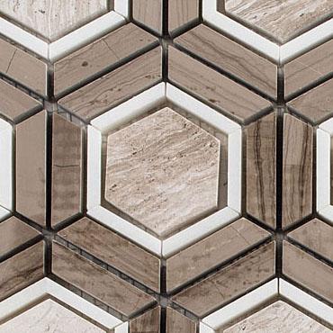 Shetland Grey – Sky Light Glass Series – Glazzio Glass Tile