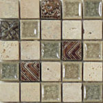 Tranquil Offset Glass Series – Glazzio Glass Tile
