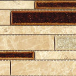 El Dorado – Tranquil Random Brick Glass Series – Glazzio Glass Tile