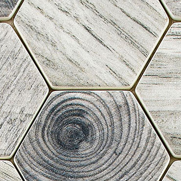Evening Birch – Woodland Glass Series – Glazzio Glass Tile