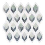 Cornflower Way – Ashbury Series – Glazzio Glass Tile