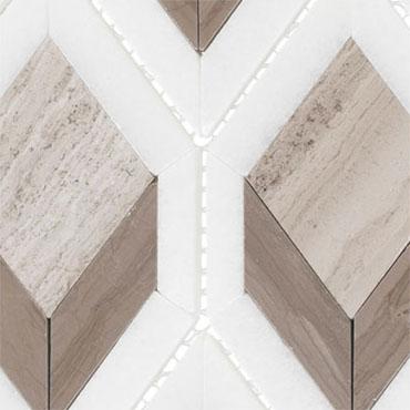 Moonlit Passage – Ashbury Series – Glazzio Glass Tile – Details