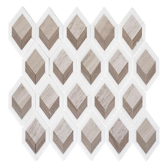 Moonlit Passage – Ashbury Series – Glazzio Glass Tile