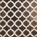 Baroque Lantern Copper with Asian Statuary Lines – Baroque Series – Glazzio Glass Tile