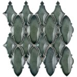 Baroque Ornate Capri – Baroque Series – Soho Glass Tile