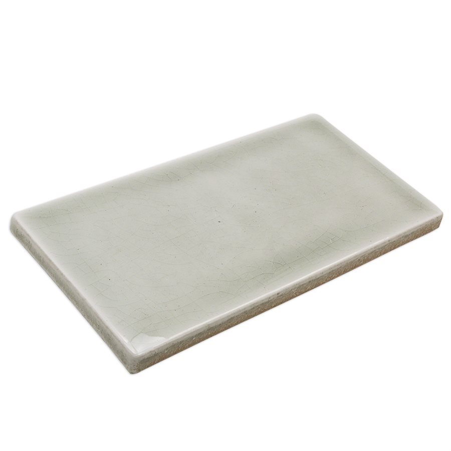 Baroque Crackled Grigio – Baroque Series – Glazzio Glass Tile
