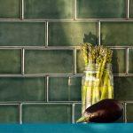 Baroque Crackled Capri – Baroque Series – Soho Glass Tile