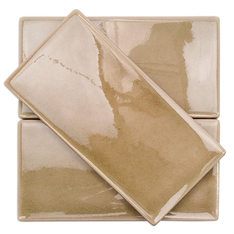 Baroque Crackled Firma – Baroque Series – Glazzio Glass Tile