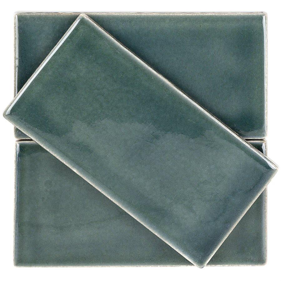 Baroque Crackled Capri – Baroque Series – Glazzio Glass Tile