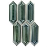 Baroque Sequin Capri – Baroque Series – Soho Glass Tile