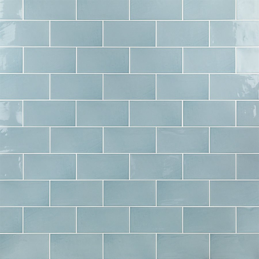Capitol Glass Tile – Atmosphere Blue 5×10