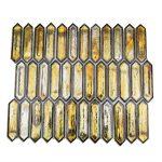 Artemis Amber – Artemis Series – Glass Tile