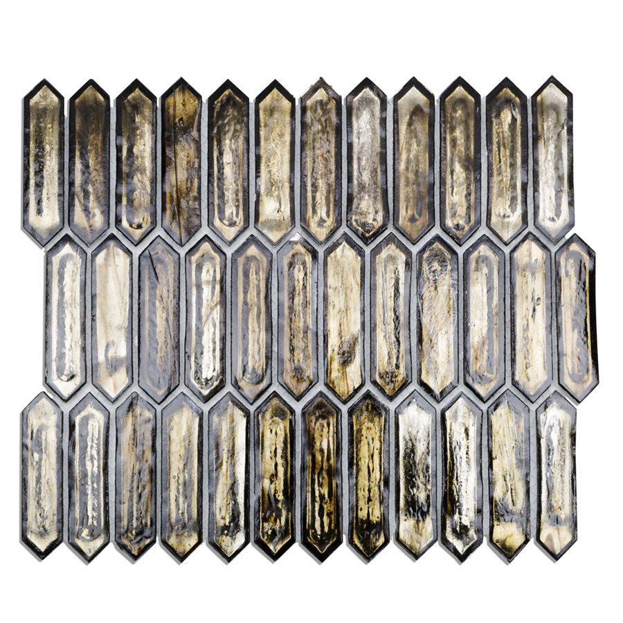Capitol Glass Tile – Artemis Dark Star