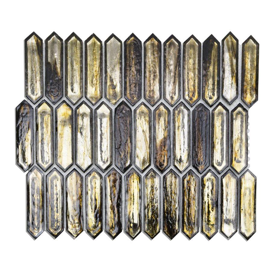 Capitol Glass Tile – Artemis Golden Crust