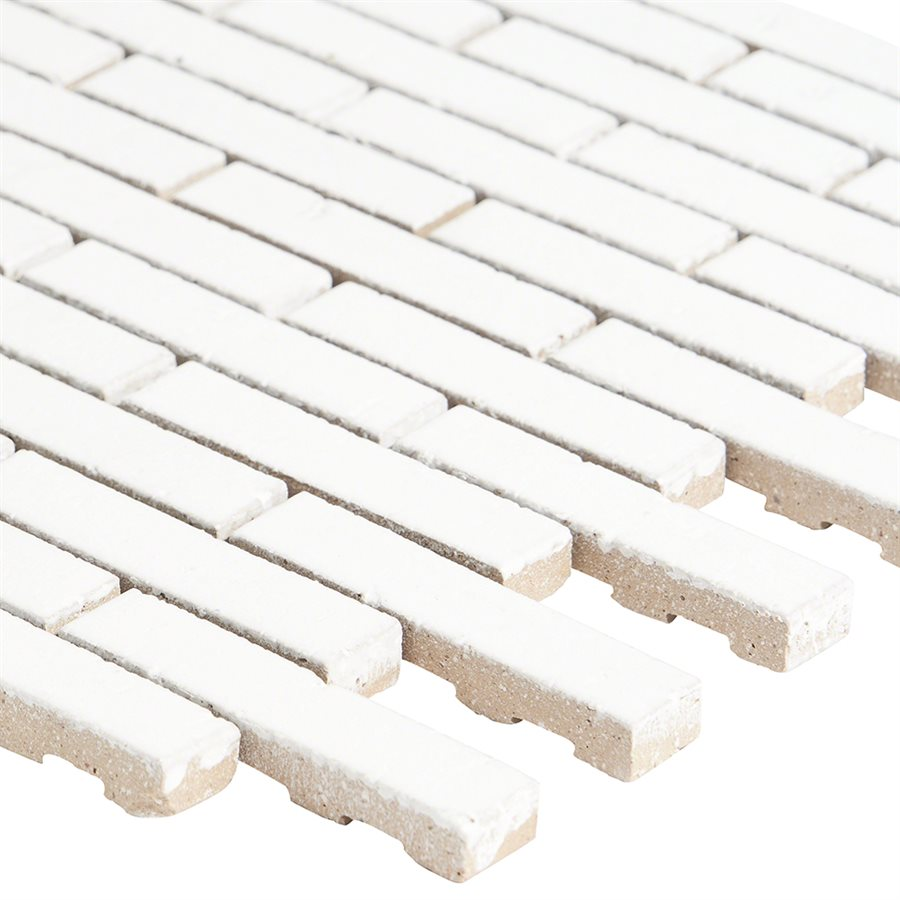 Downtown Brick Vintage White 1 / 2×3