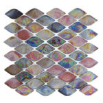 Rainbow Trout – Aquatica Glass Series – Glazzio Glass Tile