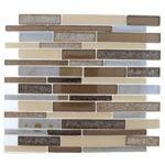 Monterey Suede – Bella Muro Glass Series – Glazzio Glass Tile
