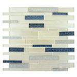 Glacier Lake – Bella Muro Glass Series – Glazzio Glass Tile
