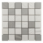 Urban Parade – Carnival Squares Glass Series – Glazzio Glass Tile