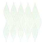 Marshmallow White –  Chandelier Glass Series – Glazzio Glass Tile