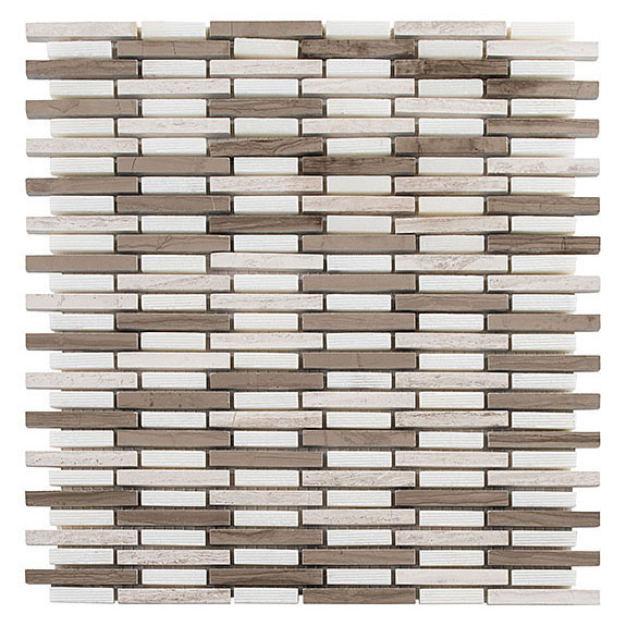 Spring Shade – Country Breeze Glass Series – Glazzio Glass Tile