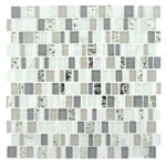 Coconut House –  Enchanted Flavors Glass Series – Glazzio Glass Tile