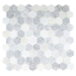 Timber Wolf – Excalibur Glass Series – Glazzio Glass Tile