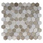 Smokey Tan – Excalibur Glass Series – Glazzio Glass Tile