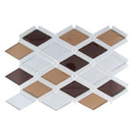 Glass Oak – Falling Star Glass Series – Glazzio Glass Tile