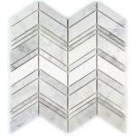 Carrara – Field Stone Glass Series – Soho Glass Tile