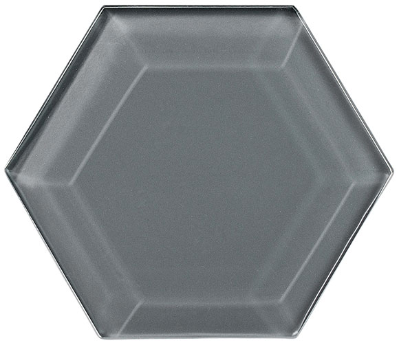 Diamond Twilight – Gemstone Hexagon Glass Series – Glazzio Glass Tile