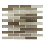 Ivy Drawbridge – Grand Turret Glass Series – Glazzio Glass Tile
