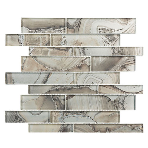 Snow Palace – Magical Forest Glass Series – Glazzio Glass Tile