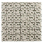 Grey Wintermist – Morning Spa Glass Series – Glazzio Glass Tile