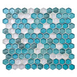 Tropical Sea – Mountain Retreat Glass Series – Glazzio Glass Tile