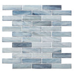 Maritime Blue – New England Series – Glazzio Glass Tile